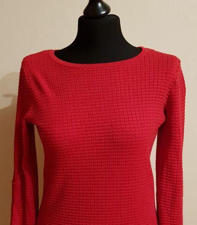 Czerwony sweter  * Orsay  * Stan: BDB
