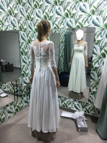 Suknia ślubna DIVINA