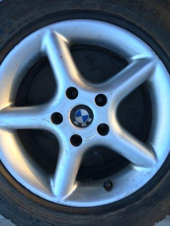BORBET 5x120 koła alufelgi BMW E39 E34 E60 E38 225/60/16 r16 4 szt.