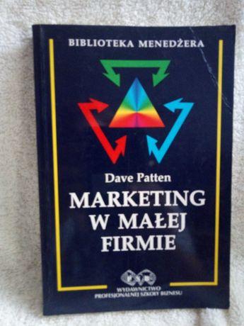 Marketing w małej firmie.