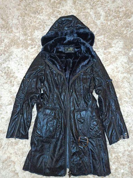 Куртка, дубленка, пальто, два за 700грн.