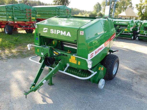 PRASA SIPMA Classic Rolująca Belująca Nowa Farma Siatka Transport NOWA