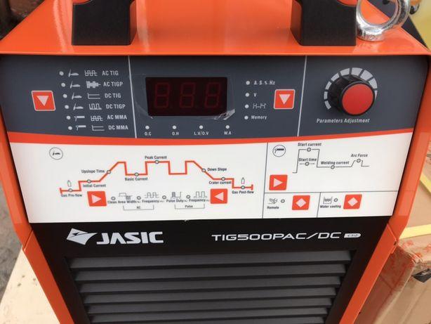 Аргонодуговая Сварка Jasic Tig-500 AC/DC
