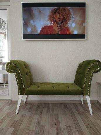 Банкетка, пуф, кресло, диван, кровать, мягкая мебель