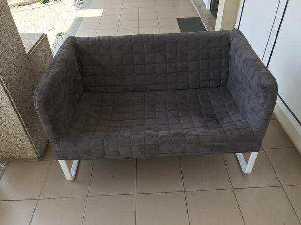 Sofá Cinzento IKEA
