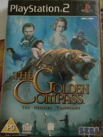 Gra PS2 The Golden Compass play station 2