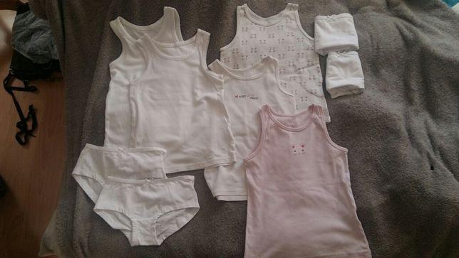 Koszulki dla dziewczynki  (nowe i używane )