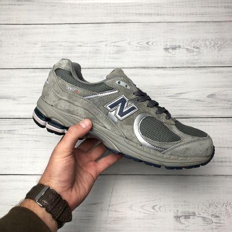 Мужские кроссовки New Balance 2002