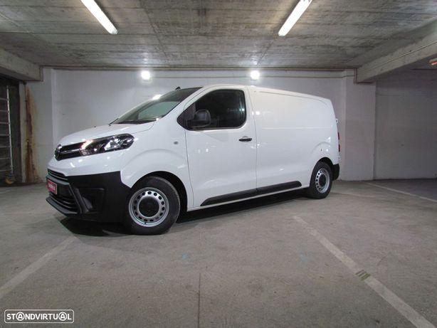 Toyota Proace VAN L1 1.6D 115cv