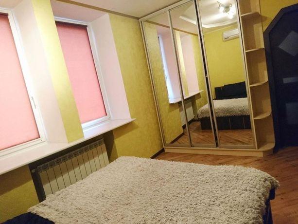 Аренда 1-ой квартиры в новом доме на Драгоманова .