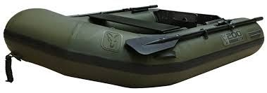 FOX 200 Inflatable Boat Green Chorzów - image 1