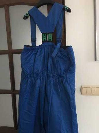 Spodnie robocze ocieplane