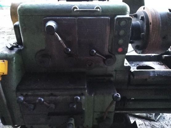tokarka do metalu Tarnów TUJ 48 długie łoże