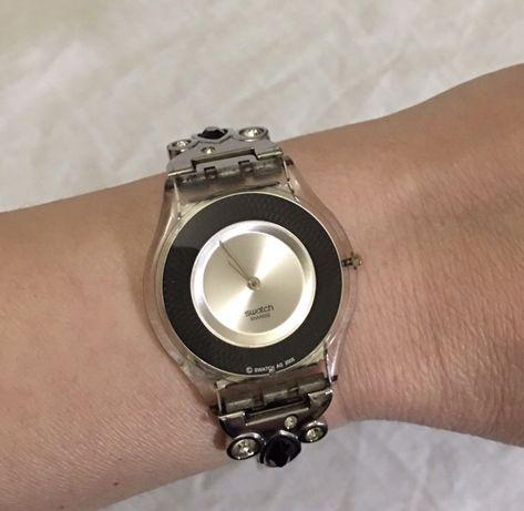 Часы женские классика, Swatch