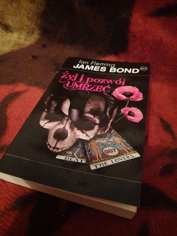 Żyj i pozwól umrzeć James Bond Ian Fleming