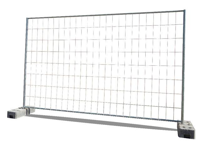 Ogrodzenie budowlane ażurowe sprzedaż / wynajem