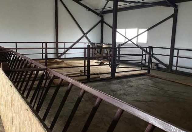 Строительство ангаров, ферм