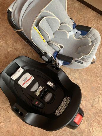 Автокресло + База BRITAX-ROMER BABY-SAFE2 i-Size Nordic Grey