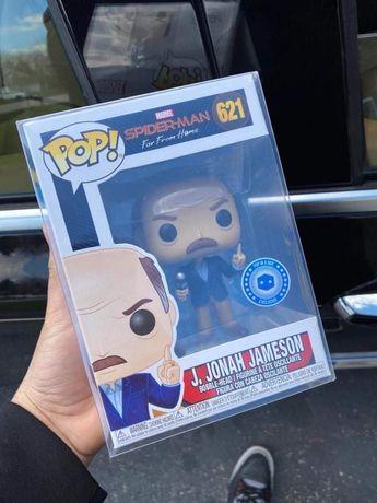 Funko pop! Spider-Man: Jonah Jameson