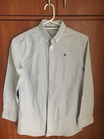 Продам новую рубашку C&А для мальчика, 158 см