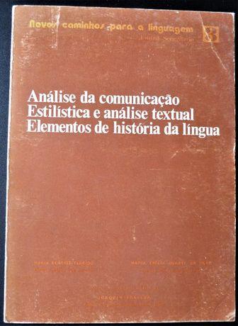 """""""Análise da Comunicaçao Estilística e Análise Textual"""""""