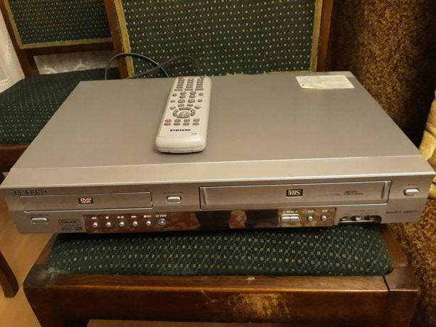 Odtwarzacz VHS i DVD Samsung