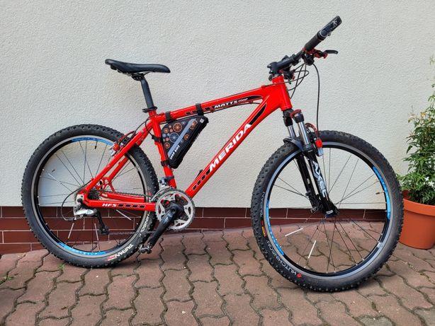 """Rower MTB Merida Matts Shimano XT wypasiony zadbany 26"""" 27 bieg Magura"""