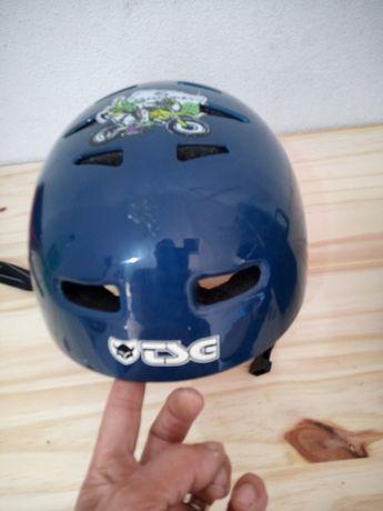 capacete '' bicicleta, Skate, ''
