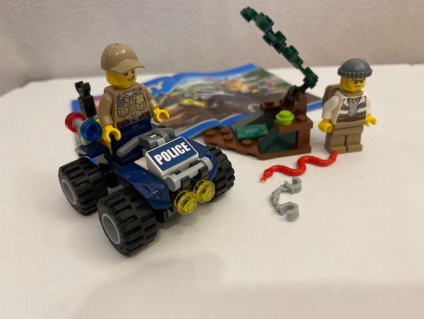 Zestaw LEGO® 60065 Patrolowy quad