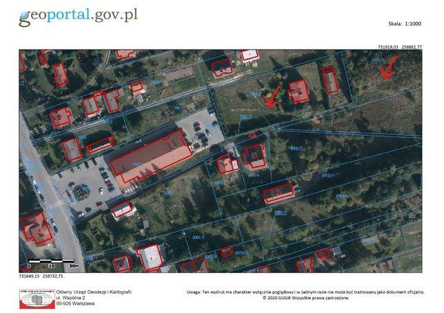 Sprzedam dom 130 m/2 + budynki gospodarcze,działki – 0,80 ha, Rakszawa