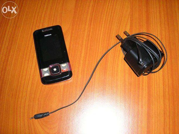 Telemóvel Nokia rosa avariado