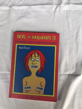 Livro Nós as mulheres 3
