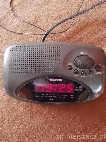 TANIO!! Radiobudzik Thomson'a RR 55. Warto