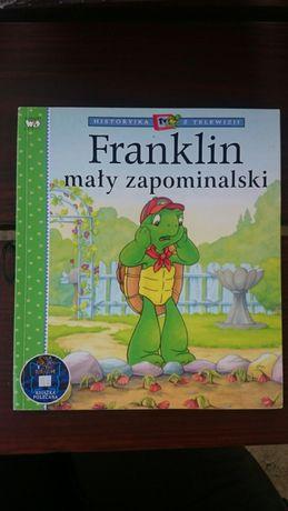 Franklin mały zapominalski, Bourgeois Paulette
