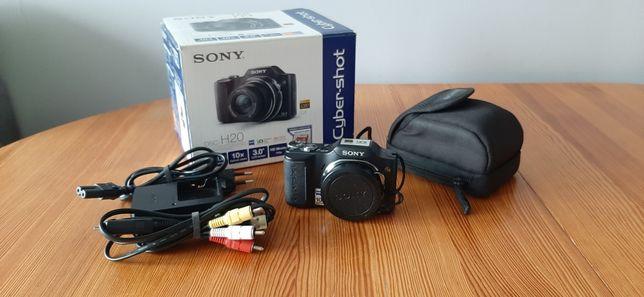 Aparat cyfrowy Sony CyberShot Dsc-H20