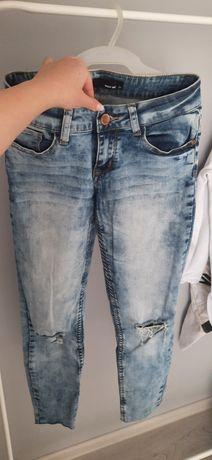 Spodnie tally weijl 34