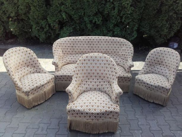 Kanapa fotele stylowe