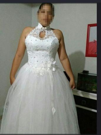 Suknia ślubna nowa r. L