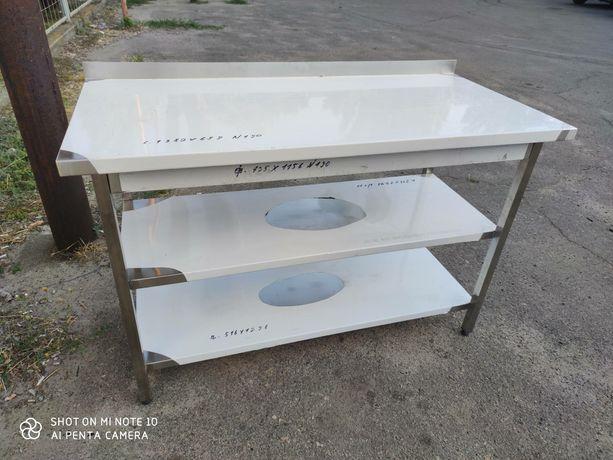 Производственные изделия из нержавейки| Столы| Мойки| Стеллажи|
