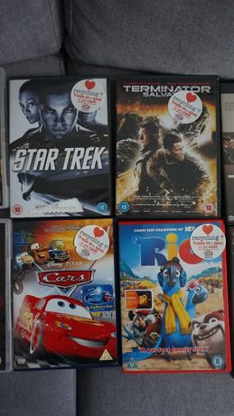 FILMY DVD po angielsku