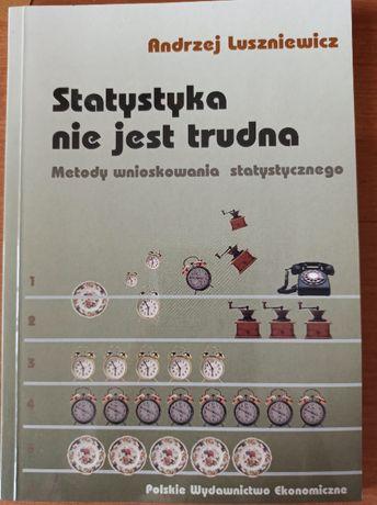 Statystyka nie jest trudna (cz. 2) A. Luszniewicz