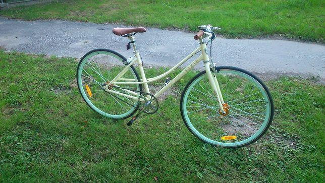 rower szosowy, miejski single speed/ostre koło 28 cali mało używany