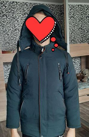 Куртка-зима на подростока