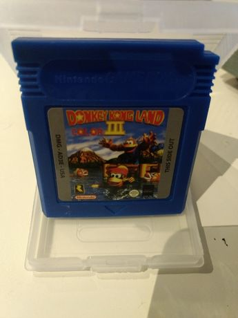 Gra gameboy Donkey Kong Land 3