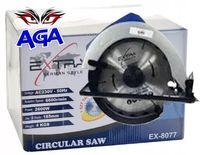 Piła Tarczowa 2600W 185mm EXTRA 8077 / HOXTER Z Laserem-110 zł
