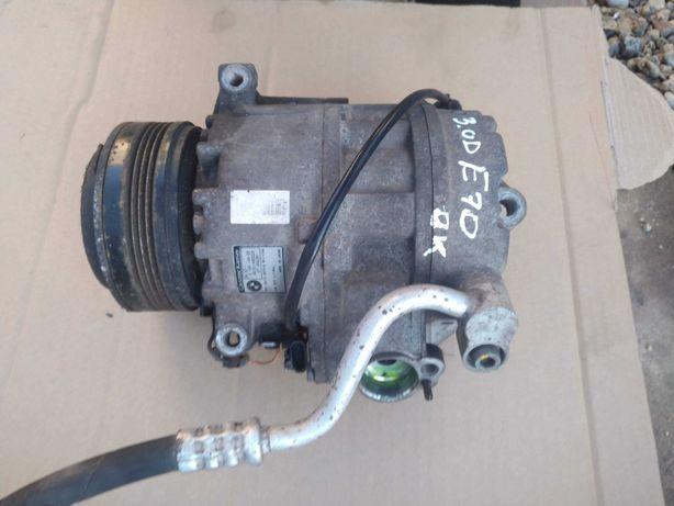 Sprężarka kompresor klimatyzacji BMW e70 X5 3.0D