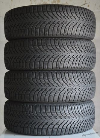 205/60 R16 -92H- Michelin Alpin A4, Зимние шины б/у