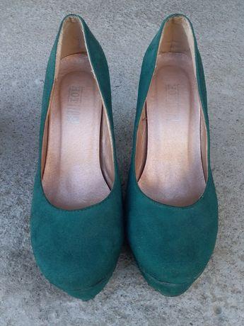 Изумрудные туфли 40