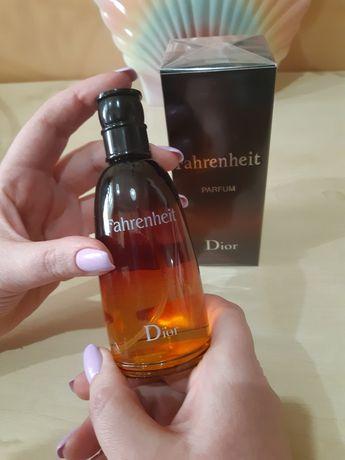 ДУХИ парфюм мужской FAHRENHET ( ФАРЕНГЕЙТ ) 100 ml