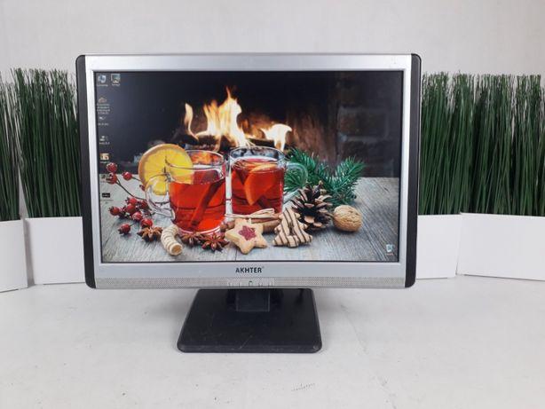 Монітор 20'' широкоформат DVI, VGA, колонки